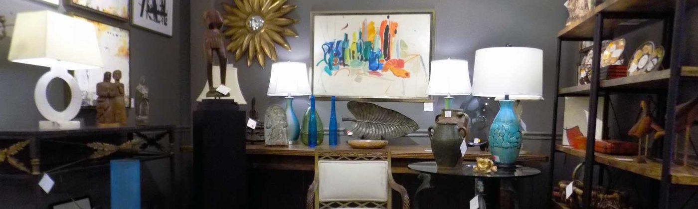 About La Maison Memphis - Antiques Art and Home Decor